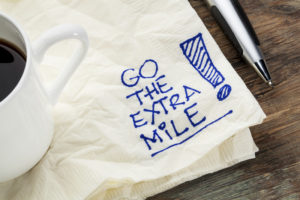 go the extra mile with your courier business